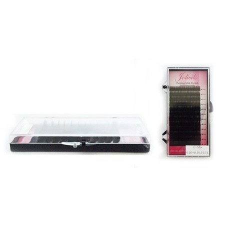 PALETTE OF MINK LASHES - MIX 20 LINES